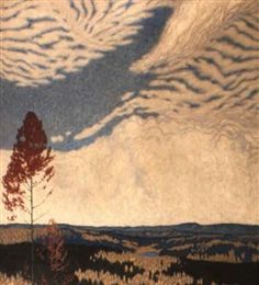 title unknown ~ wood block (?) ~ by bror lindh