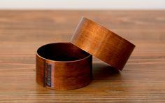 曲げわっぱ 丸弁当箱(小) - 日本の職人と作る、素材を活かしたものづくりブランド PINT