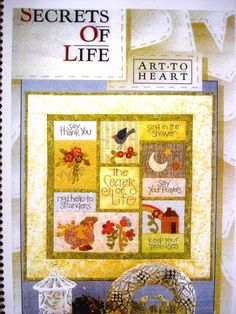Art to Heart Secrets of Life - Poliana - Álbumes web de Picasa