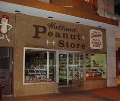 This family run business has been around for generations.  Best chocolate in the world!