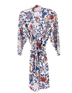 Find Dress Women's Personalized Cotton Kimono Wedding Morning Robe for Bride