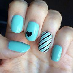 Instagram media nails_bychels #nail #nails #nailart