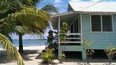 Village Inn - Placencia, Belize - Placencia Vacation Rentals - Beachfront Cabanas Placencia