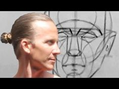 Reilly Method for Drawing the Head Structure - YouTube