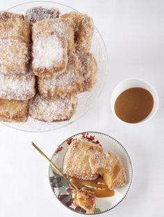 Receta de Cuaresma: leche frita al caramelo | Hosteleriasalamanca.es