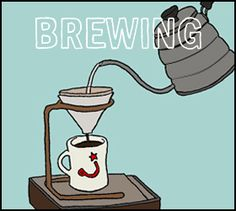 This is how we brew it!