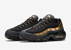 "The Return Of The Nike Air Max 95 ""Bronze"" - SneakerNews.com"
