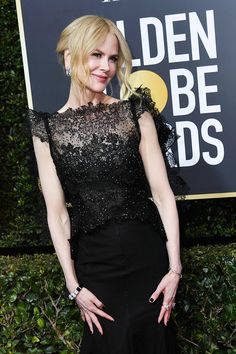 Nicole Kidman 75th Annual Golden Globe Awards, Los Angeles | January 7, 2018