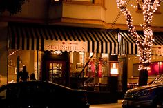 Seven Hills Restaurant - Ranked as serving the 2nd best food in all of San Francisco, this neighborhood restaurant is only 1 block away!
