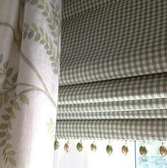 Curtains, Roman & trim Brown Curtains, Linen Curtains, Curtains With Blinds, Bathroom Curtains, Curtains 2018, Curtain Trim, Curtain Rods, Kitchen Window Coverings, Kitchen Valances