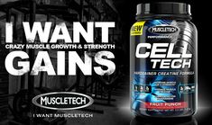 A scientifically engineered hardcore creatine formula designed for hardgainers who have trouble putting on size and strength.