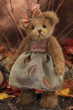 Bearington Bear Plush Alexis Autumn by Bearington, http://www.amazon.com/dp/B005PQ2N9K/ref=cm_sw_r_pi_dp_qiosrb17XF8K4