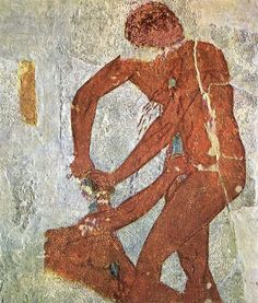 Francoisgraven in Vulci   archaeologist theologian