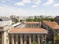 Une nouvelle vie l'hôpital de Saint-Vincent-de-Paul