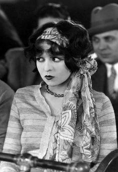 "clarabows: "" Clara Bow in Rough House Rosie, 1927. """