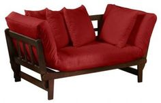 A convertible love seat/chaise/extra bed - this might be just the thing for the Florida house.
