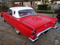 breuilpont rendez-vous mensuel . Ford Thunderbird 1957