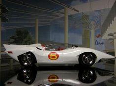 Model Car Kits speed racer mach 5 - Bing Images