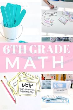6th Grade Math MINI Flip Card Word Wall! *OVER 270 Vocabulary Words!*6th Grade Math TEKS Aligned! All standards and 6th grade math curriculum are covered in this product! *Financial Literacy Vocabulary Included! #6thgrademathteks ##middleschool #homeschool #distancelearning