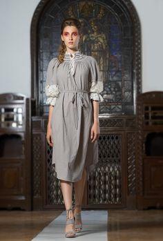 """Primii zece pasi"" - New Collection Adrian Oianu Shirt Dress, Shirts, Collection, Dresses, Design, Style, Fashion, Vestidos, Swag"