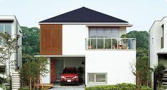 SOFIT ゆとりの空間が生まれる都市にちょうどいい屋根の家   ヘーベルハウス   ハウスメーカー・住宅メーカー・注文住宅