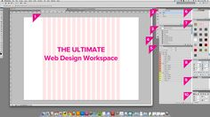 The Ultimate Photoshop Web Design Workspace   JUST™ Creative