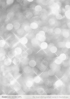 Fab Vinyl Silver bokeh backdrop perfect for upcoming parties, events, and photoshoots. Christmas Photography Backdrops, Christmas Backdrops, Silver Wallpaper, Dont Fall In Love, Christmas Background, Christmas Traditions, Bokeh, Photo Props, Photoshoot