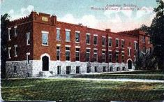Western Military Academy was a private military preparatory school located in Alton, Illinois, in the United States. Founded in 1879, Western Military Academy closed in 1971. Hauntings have been reported