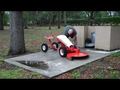 1959 #Gravely Model L Tractor