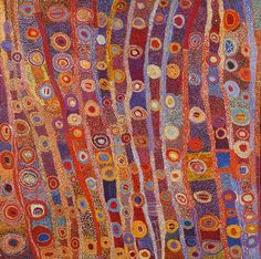 Wawiriya Burton - 'Ngayuku ngura (My Country)' - Outstation Gallery - Aboriginal Art from Art Centres