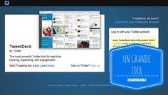 Essential Tools: mini guida a TweetDeck #twittertips di @fraambro