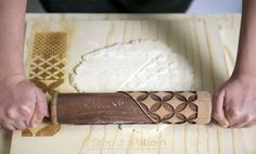 Ecco Rollware, il matterello che decora la pasta