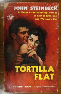 Fawcett Paperback Book Covers | tortilla-flat-steinbeck | Azio Media: Rare Books * Vinyl ...