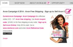 How to Sell Avon Successfully - How to Post the Avon Catalog on your Website - http://www.makeupmarketingonline.com/post-avon-catalog-website/