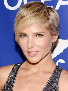 Celebrity Short Hairstyles for Women-9