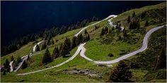 Zillertaler Höhenstraße-Tirol