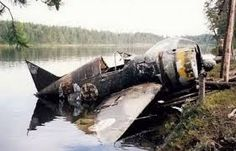 Vintage Planes Missing Planes - Aircraft Wrecks: Brewster Buffalo crashed in 1942 Ww2 Aircraft, Military Aircraft, Brewster Buffalo, Finnish Air Force, Ww2 Planes, Vintage Airplanes, World War Two, Abandoned Places, War Machine