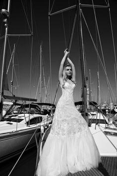 woah. bohemian modernia beauty. GALIA LAHAV WEDDING DRESS 2013 /2014 COLECTION