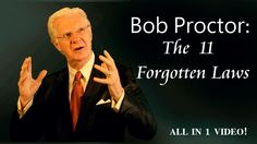 "In this collection of short lectures compiled into one video, Bob Proctor goes into remarkable depth on the ""forgotten laws"" that make up the Law of Attracti..."