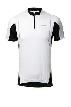 Zondo Cycling Top White