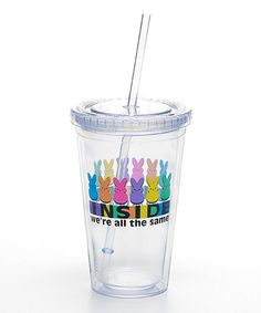 Look what I found on #zulily! 'inside We're All the Same' Tumbler #zulilyfinds