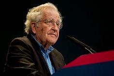 Noam Chomsky speaks in Buenos Aires, Argentina, on March 12, 2015. (Photo: Ministerio de Cultura de la Nación Argentina)