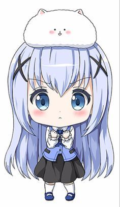 Is the Order a Rabbit?? Chibi Chino