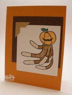 Sock Pumpkin