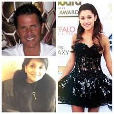 Ariana's parents