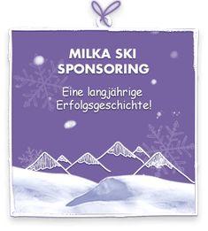 Milka Ski Sponsoring