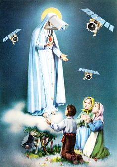 All-seeing Mary