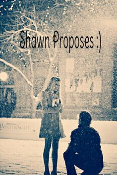 Magcon Preference: How He Proposes♥ @mendesshawn
