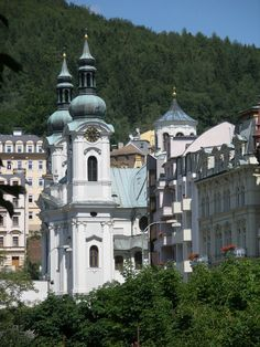 Church of St. Mary Magdalene, Hot Springs, Palaces, Czech Republic, Prague, Castles, Places To See, Trip Advisor, Buildings