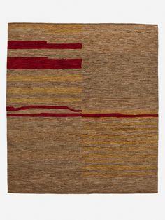 Perzisch tapijt: Wand- en vloerkleed Nummer: 90212  